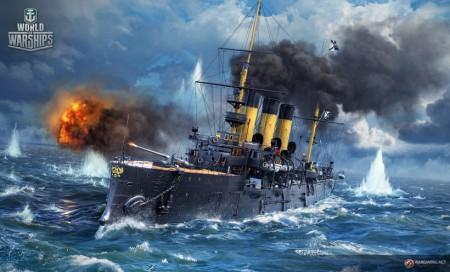 Морские легенды / World of Warships (2017)